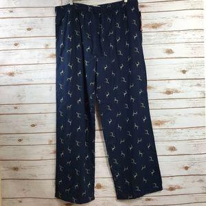 Merona Pants - Merona Dog Print Pajama Pants (Bin: PT1)